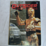 Star Wars Outsider Magazine issue 13 Magazine